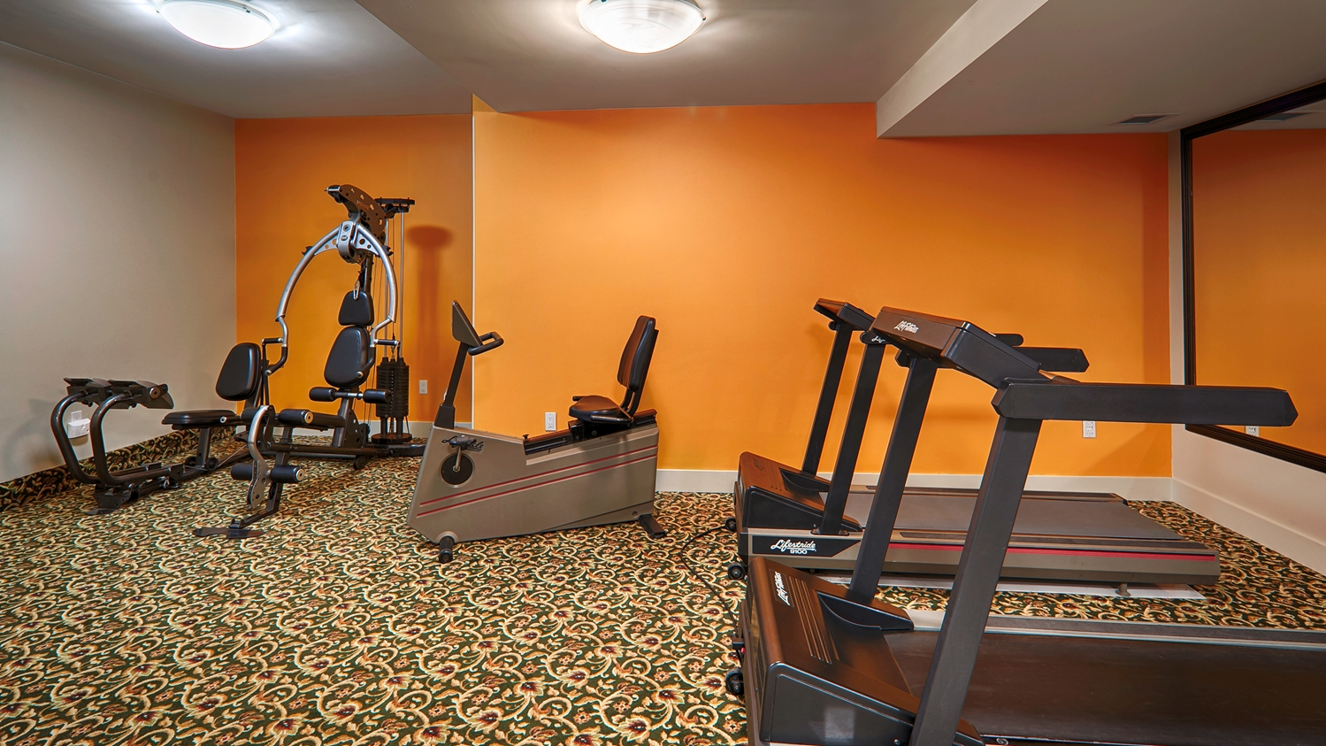 Fitness/ Exercise Room - Best Western Peace Arch Inn Surrey