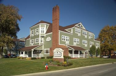 Exterior view - Ivy Court Inn & Suites South Bend
