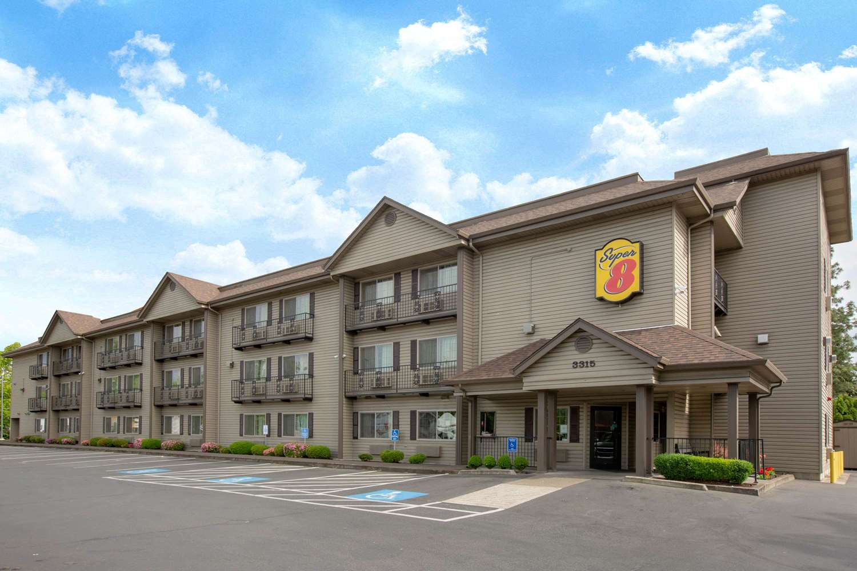 Exterior view - Super 8 Hotel Springfield