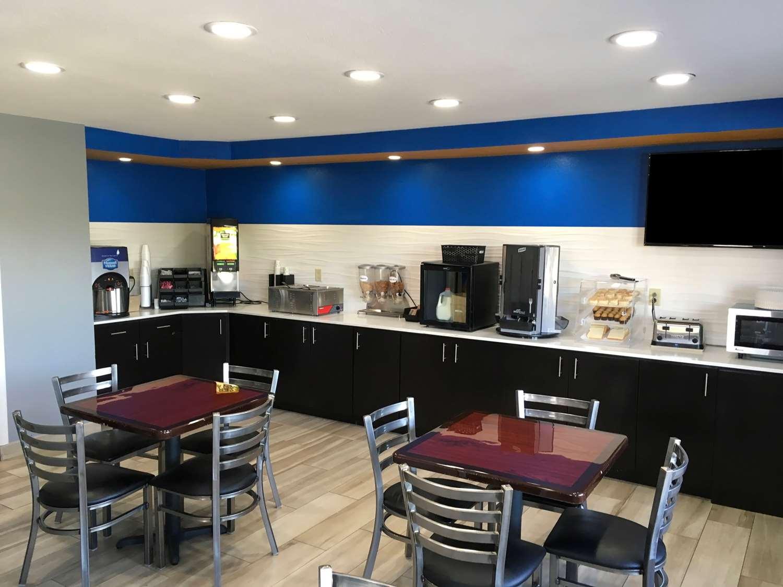 Restaurant - Americas Best Value Inn Denham Springs
