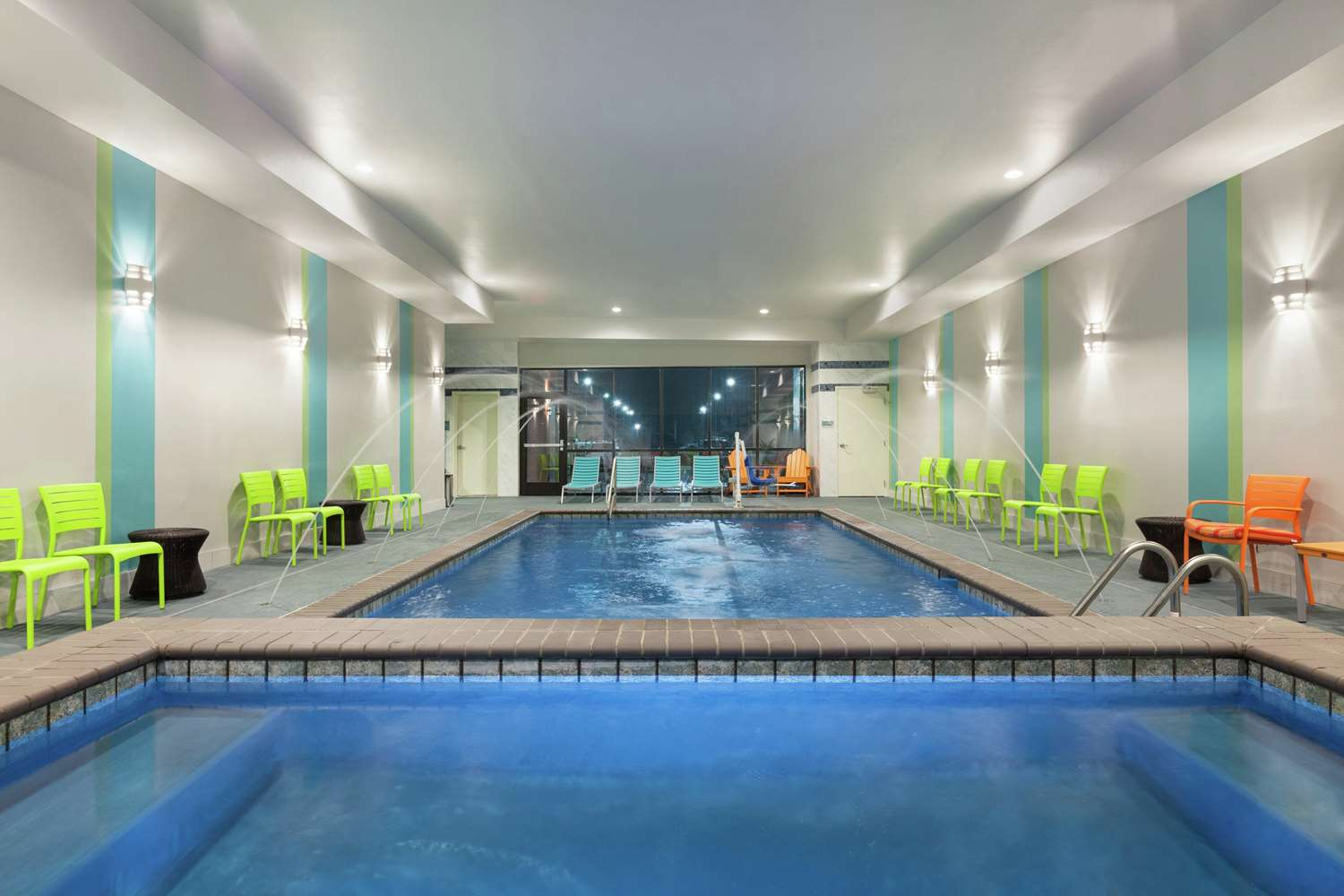 Pool - Home2 Suites by Hilton Amarillo