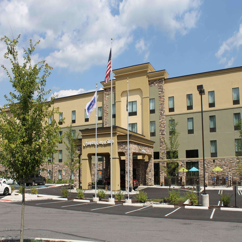 Exterior view - Hampton Inn & Suites Stroudsburg