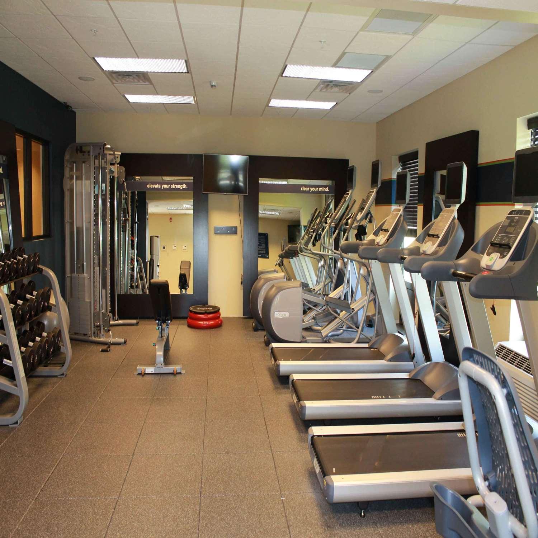 Fitness/ Exercise Room - Hampton Inn & Suites Stroudsburg