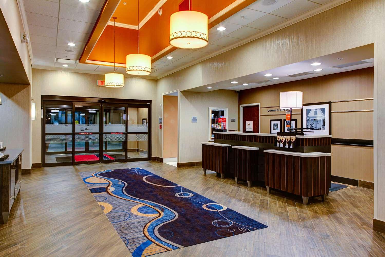 Hampton Inn and Suites Columbus MS