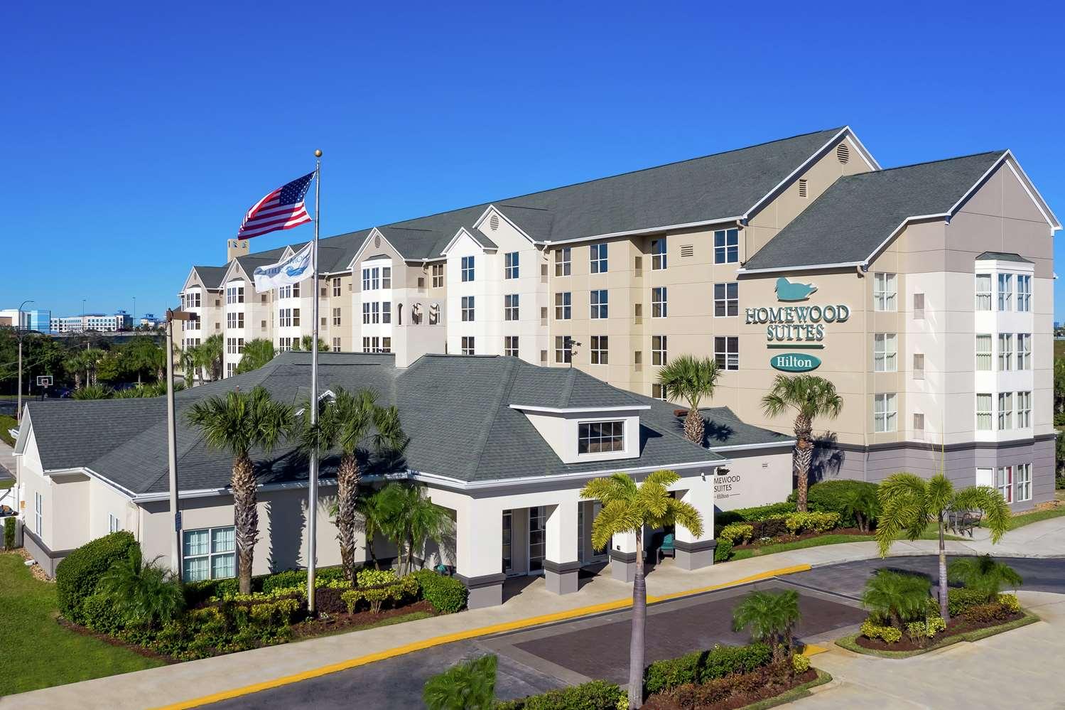 Exterior view - Homewood Suites by Hilton Universal Studios Orlando