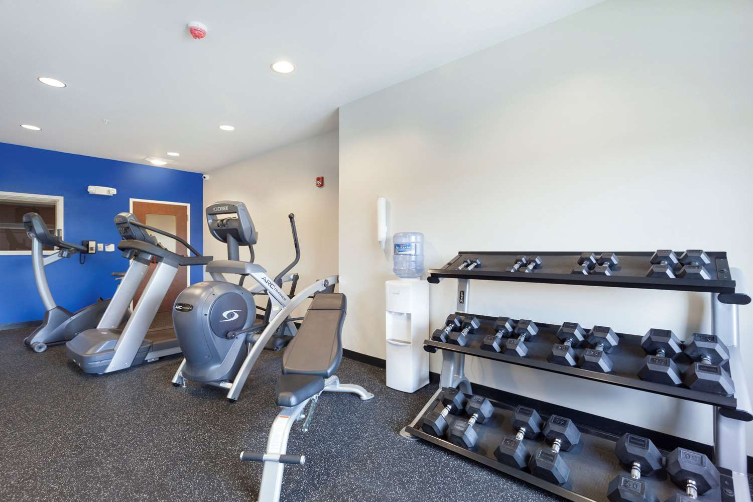 Fitness/ Exercise Room - Microtel Inn & Suites by Wyndham Georgetown