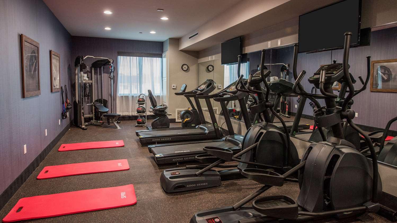 Fitness/ Exercise Room - Best Western Plus Gardena Inn & Suites