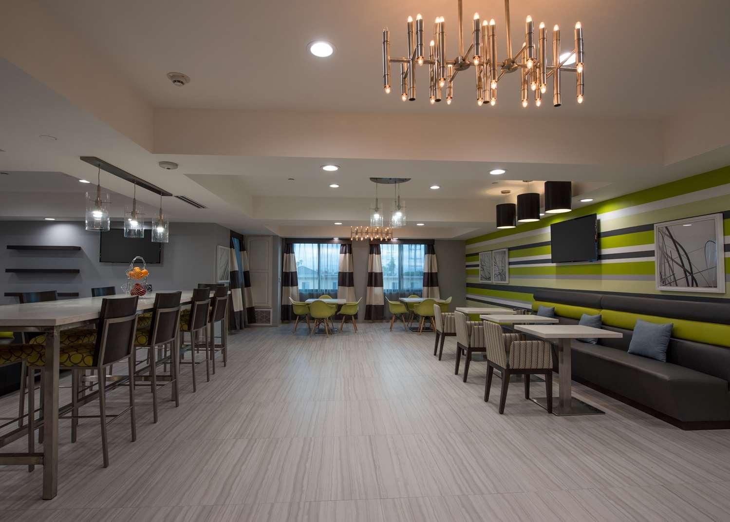 Restaurant - Best Western Plus Gardena Inn & Suites