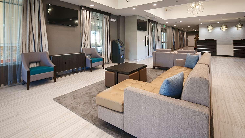 Lobby - Best Western Plus Gardena Inn & Suites