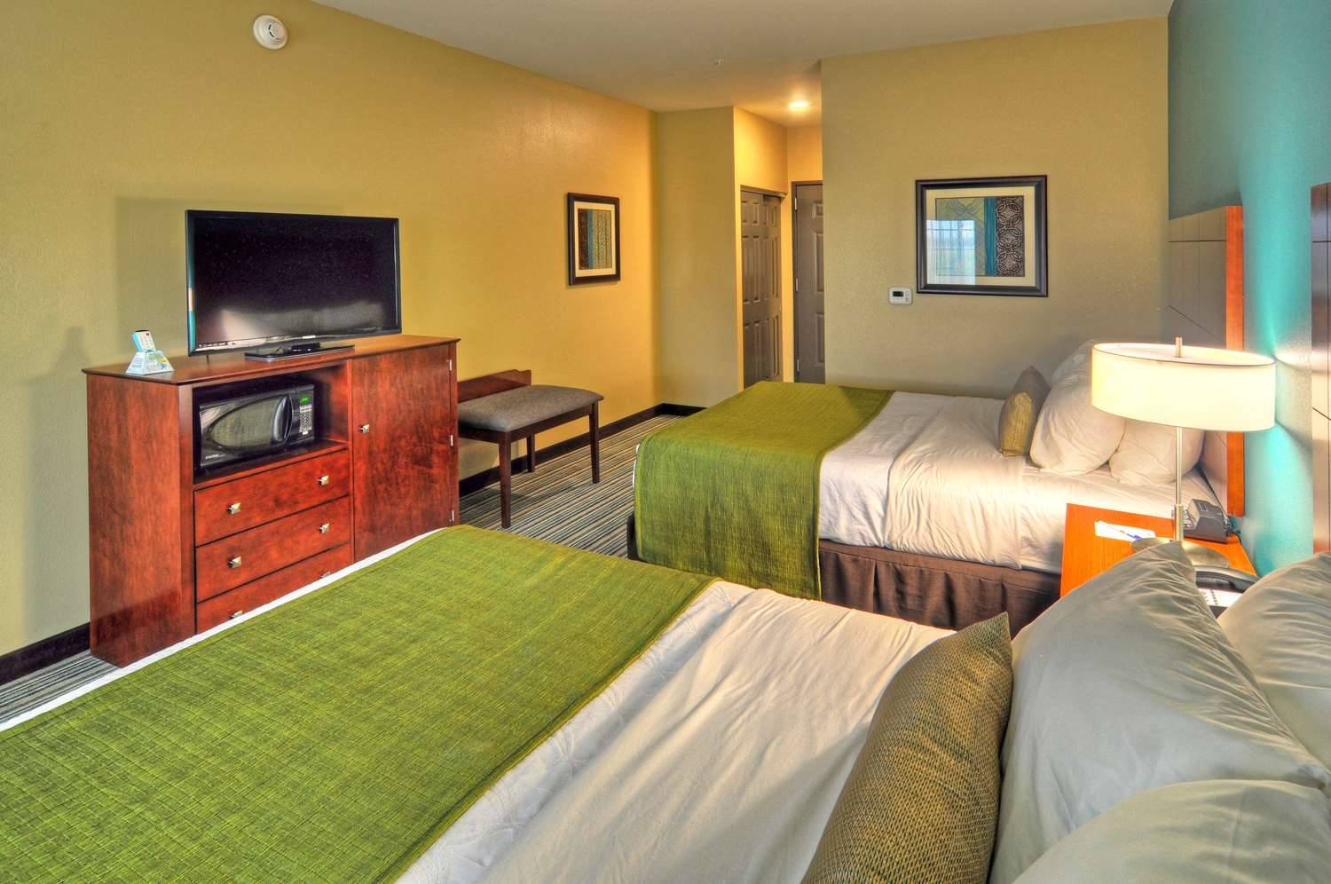 Room - Best Western Plus Patterson Park Inn Arkansas City