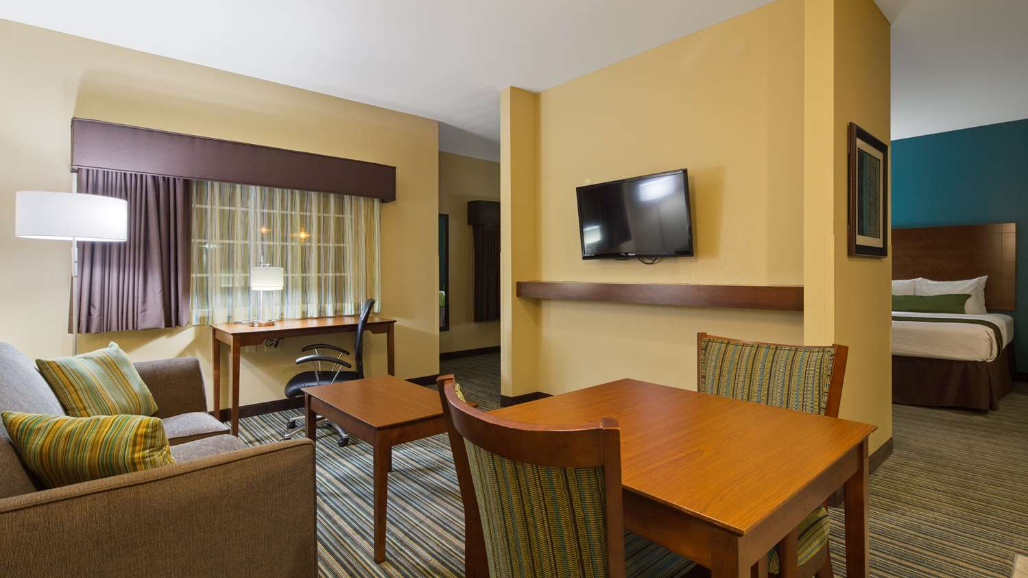 Amenities - Best Western Plus Patterson Park Inn Arkansas City