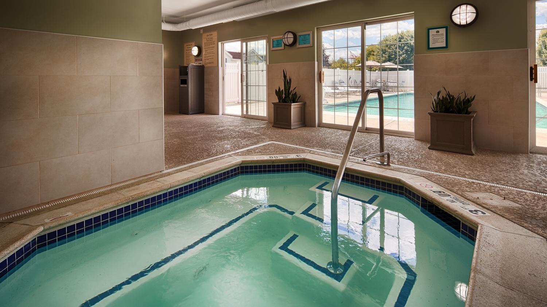 Spa - Best Western Hartford Hotel & Suites