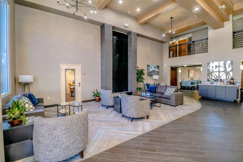 Lobby - Best Western Plus North Las Vegas Inn & Suites