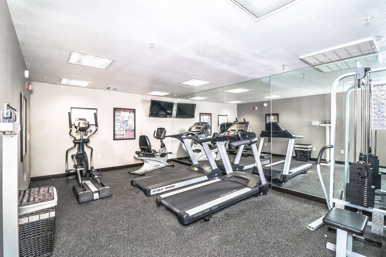 Fitness/ Exercise Room - Best Western Plus North Las Vegas Inn & Suites