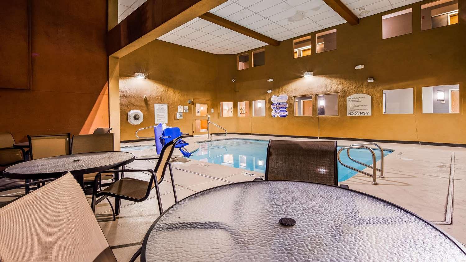 Pool - Best Western Plus North Las Vegas Inn & Suites