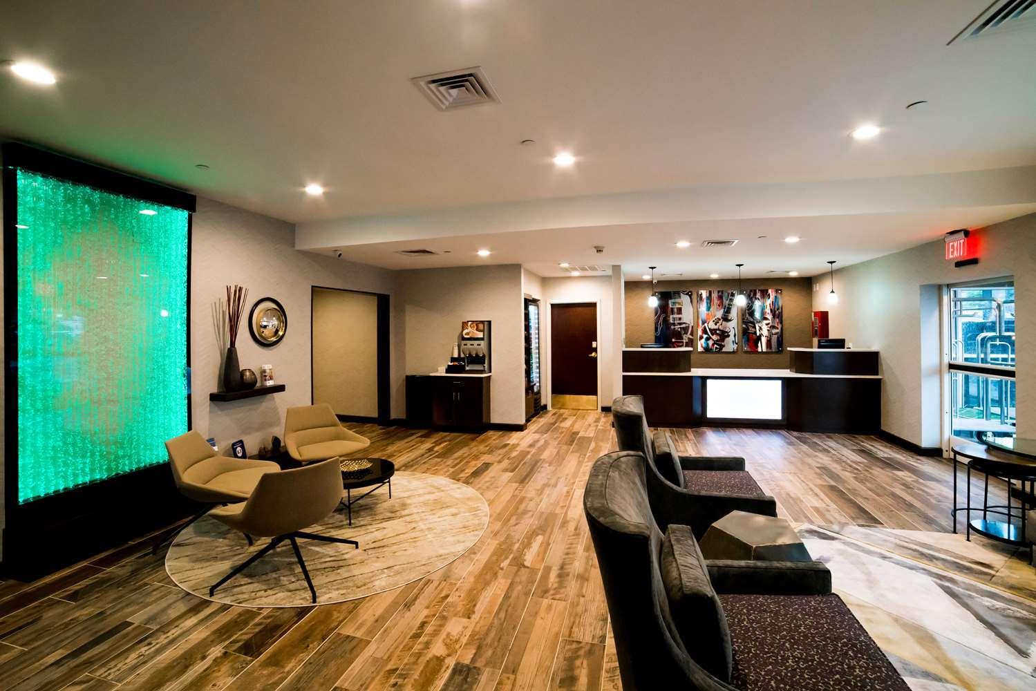 Lobby - Best Western Plus Hotel Airport Nashville