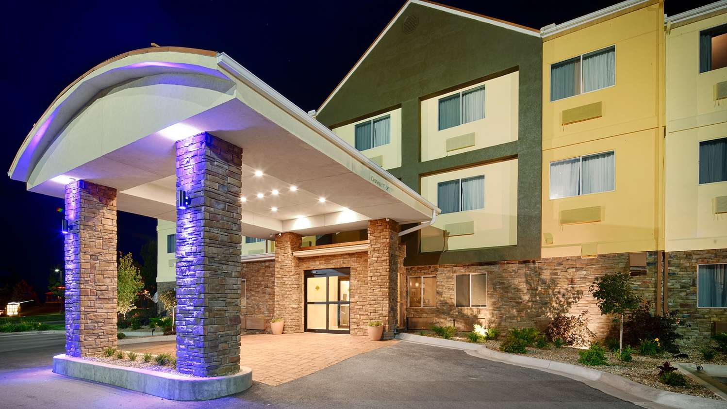 Exterior view - Best Western Pearl City Inn Muscatine
