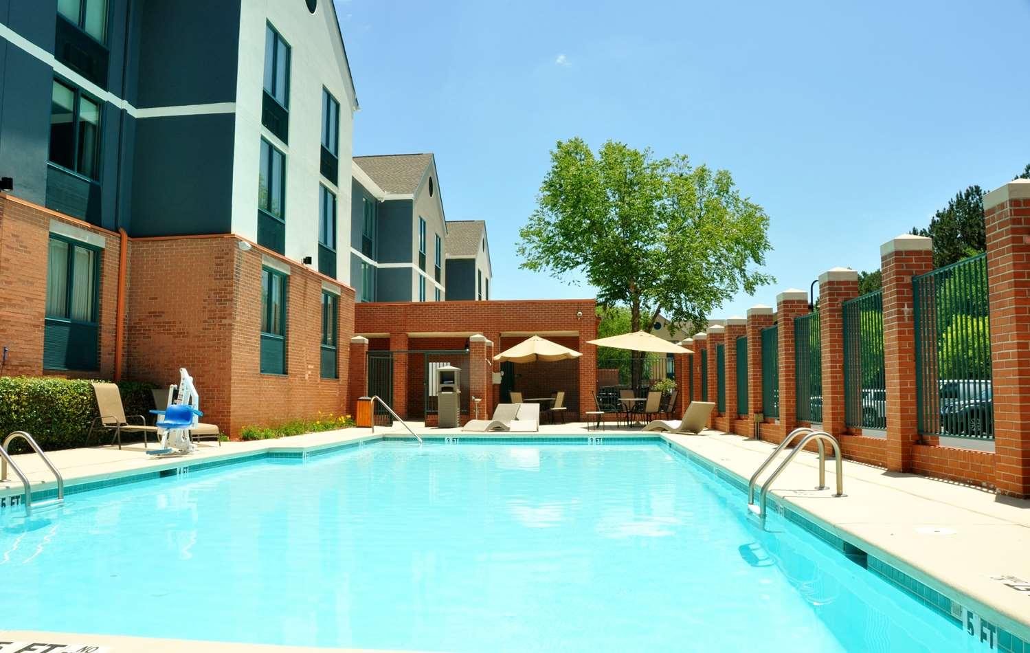Pool - Best Western Plus Hotel Roswell