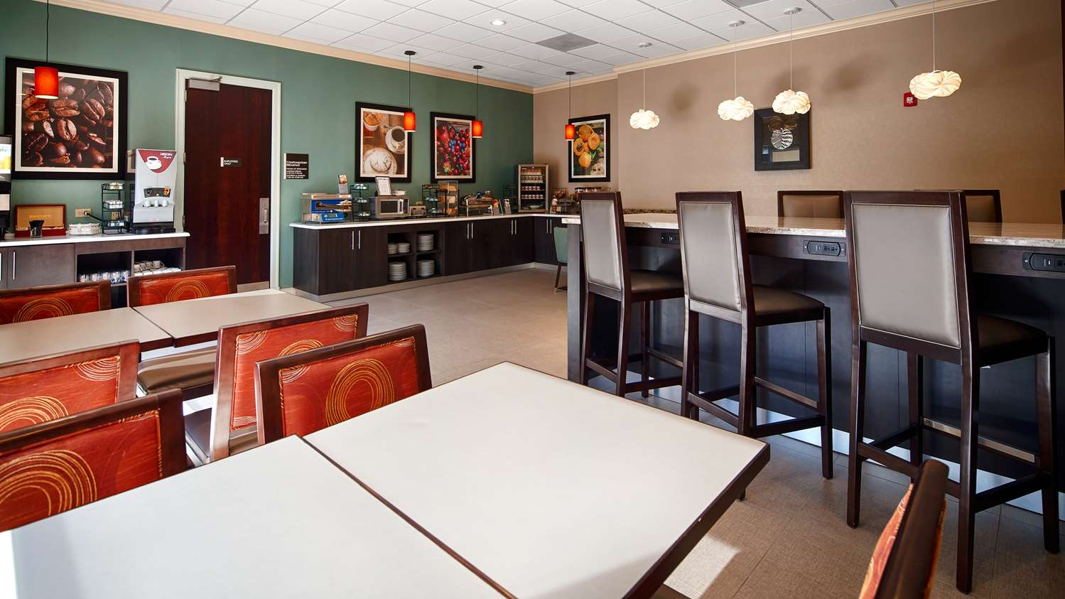 Restaurant - Best Western Plus Hotel Roswell