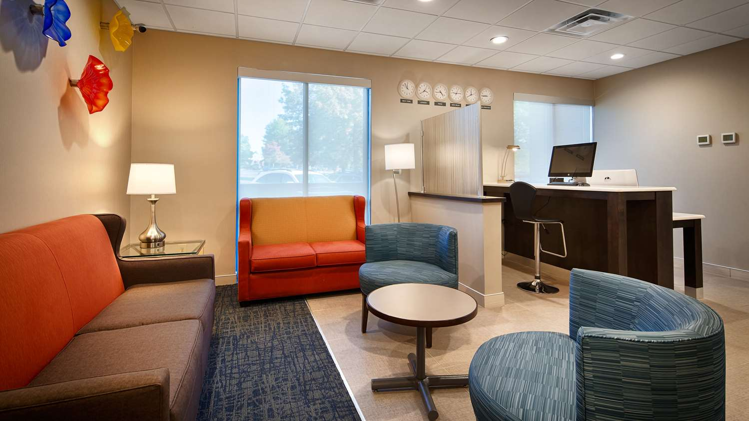 Conference Area - Best Western Plus Hotel Roswell