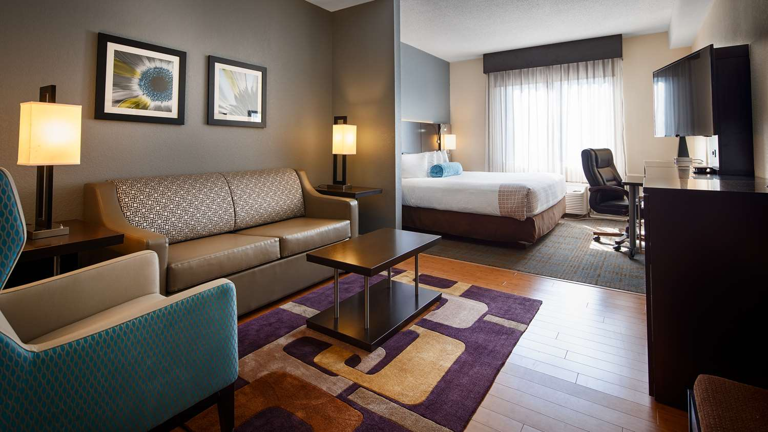 Suite - Best Western Plus Hotel Roswell