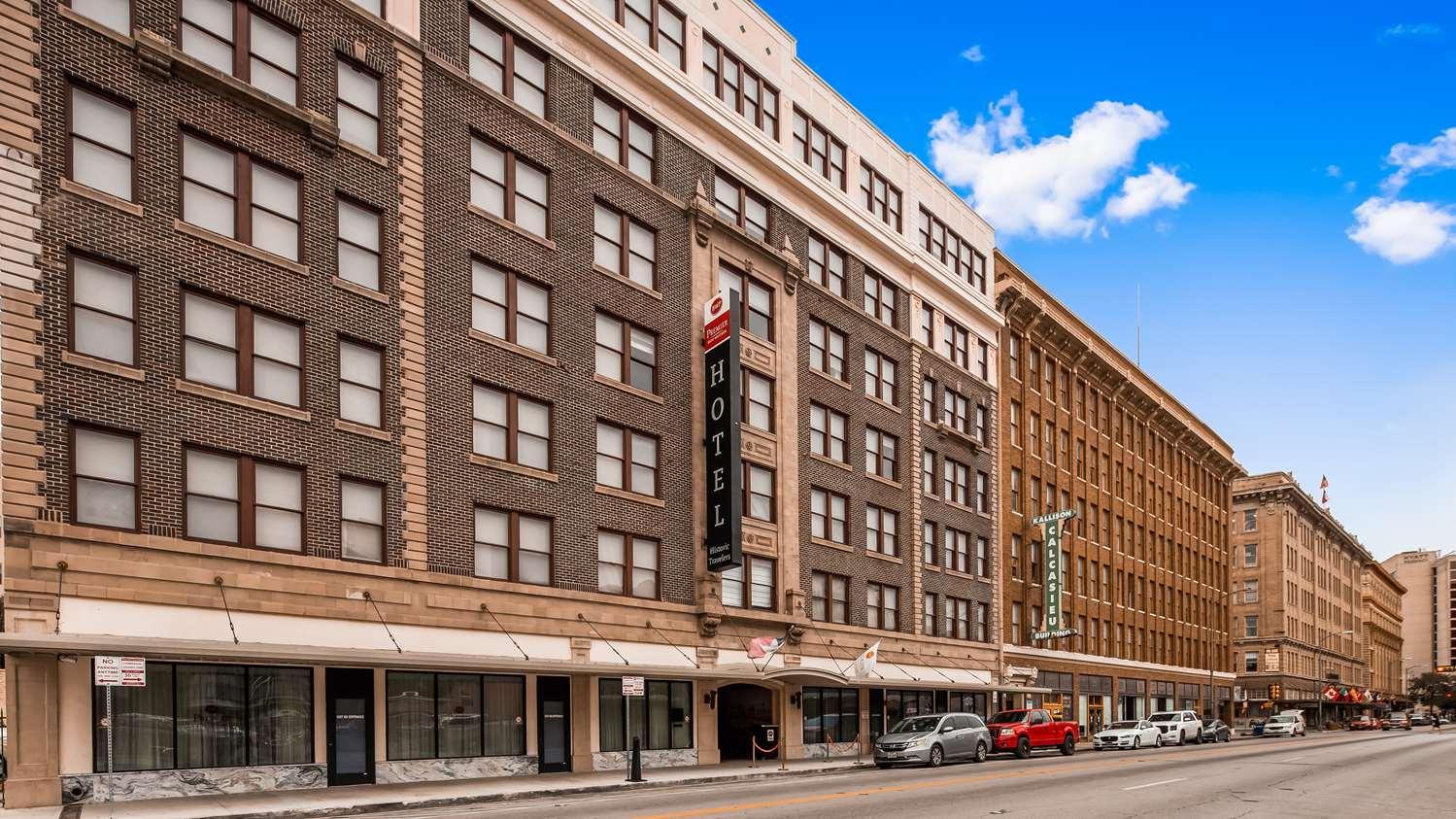 Exterior view - Best Western Premier Historic Travelers Hotel San Antonio