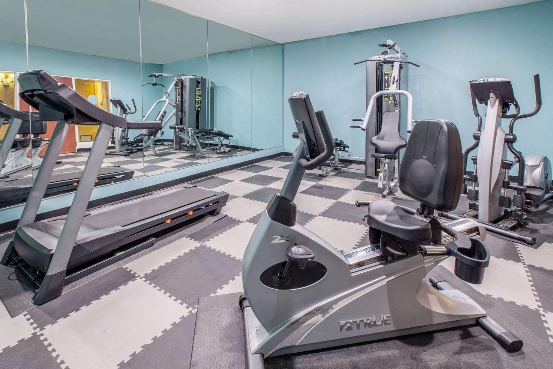 Fitness/ Exercise Room - Baymont Inn & Suites West Lubbock