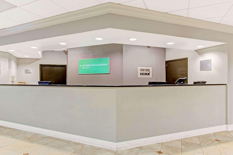 Lobby - Wyndham Garden Hotel Shreveport