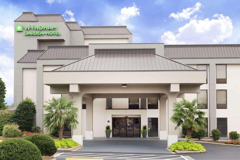 Exterior view - Wyndham Garden Hotel Airport Greenville