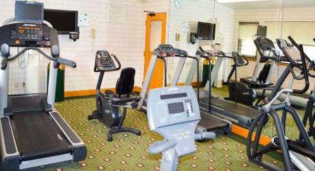 Fitness/ Exercise Room - Wyndham Garden Hotel North Fort Wayne