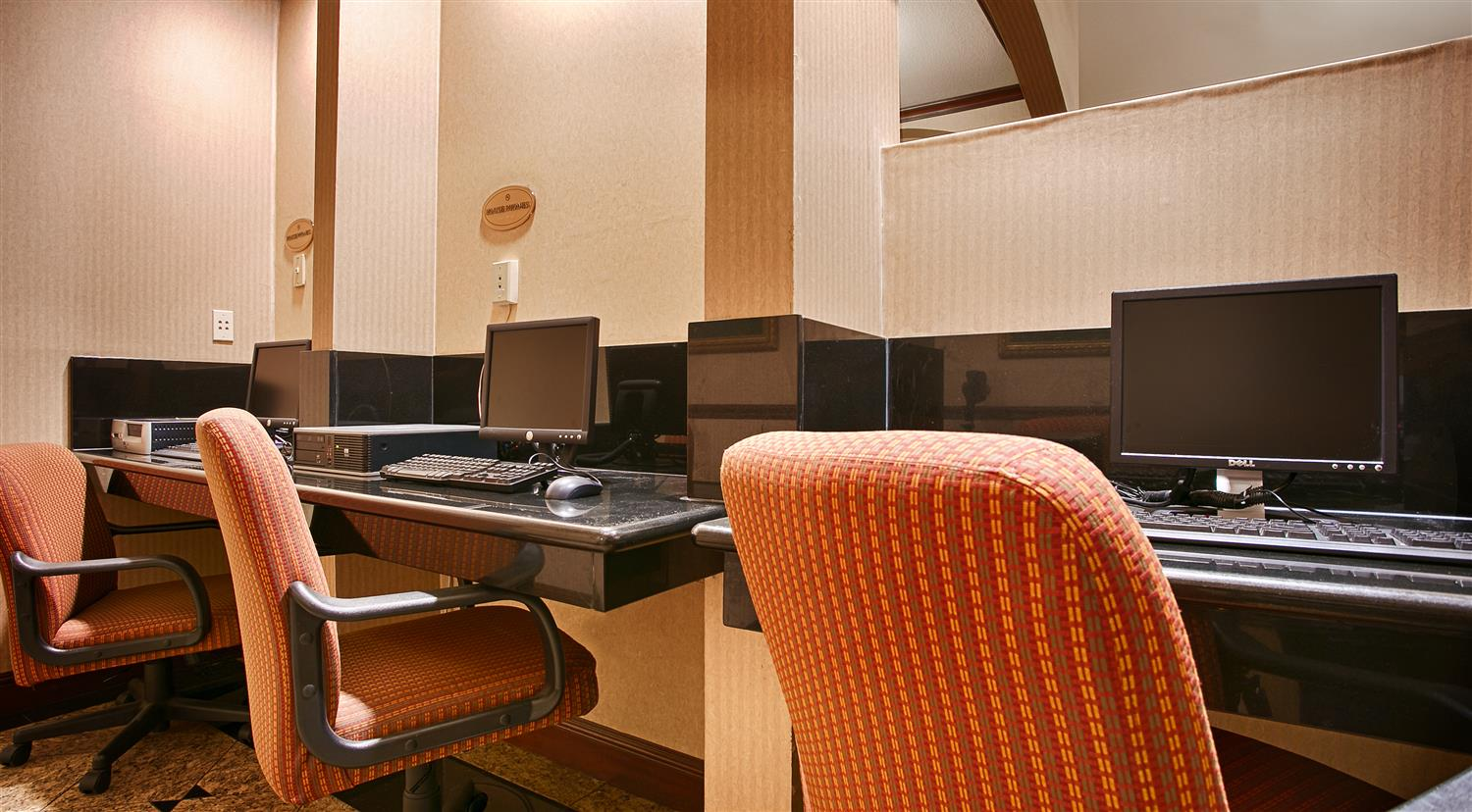 Conference Area - Best Western Plus Heritage Inn Stockton