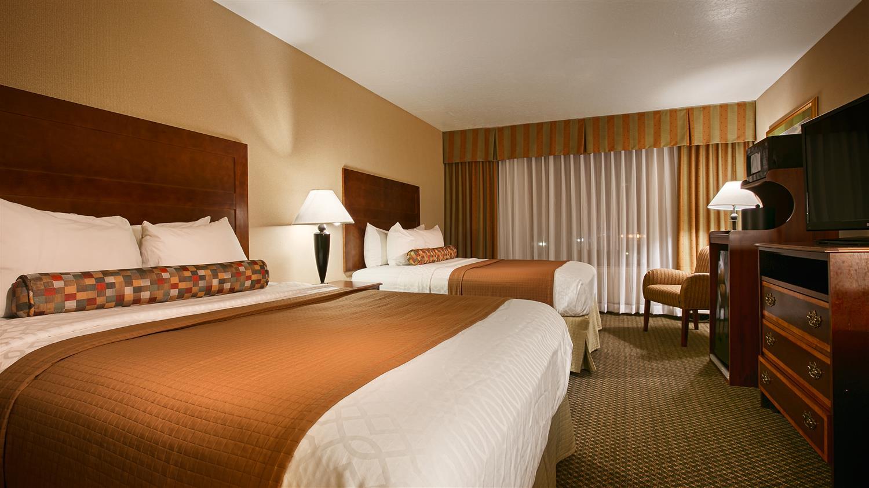 Room - Best Western Plus Heritage Inn Stockton