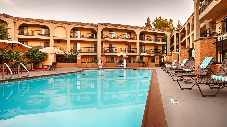 Pool - Best Western Plus Heritage Inn Stockton