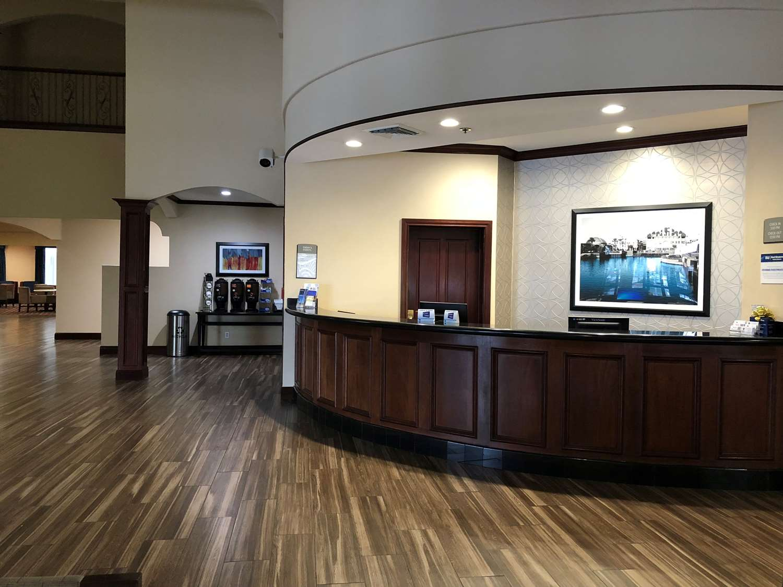 Lobby - Best Western Plus Heritage Inn Stockton