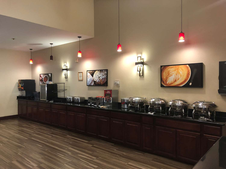 Restaurant - Best Western Plus Heritage Inn Stockton