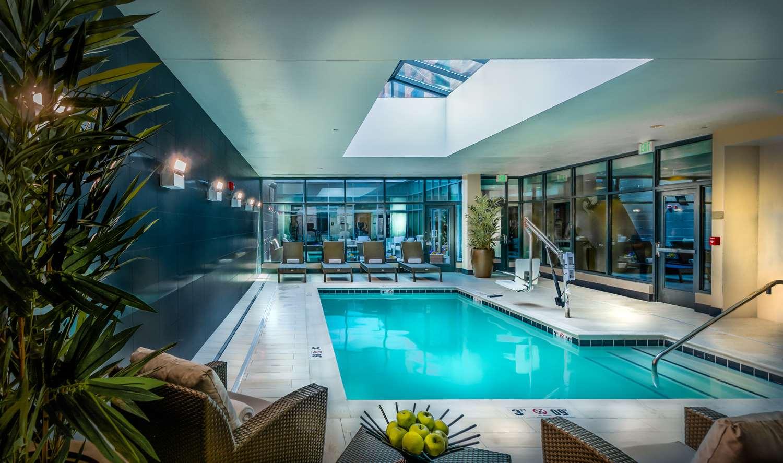 Pool - Hyatt Place Hotel Inner Harbor Baltimore