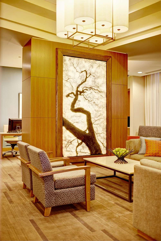 Lobby - Hyatt Place Hotel Inner Harbor Baltimore
