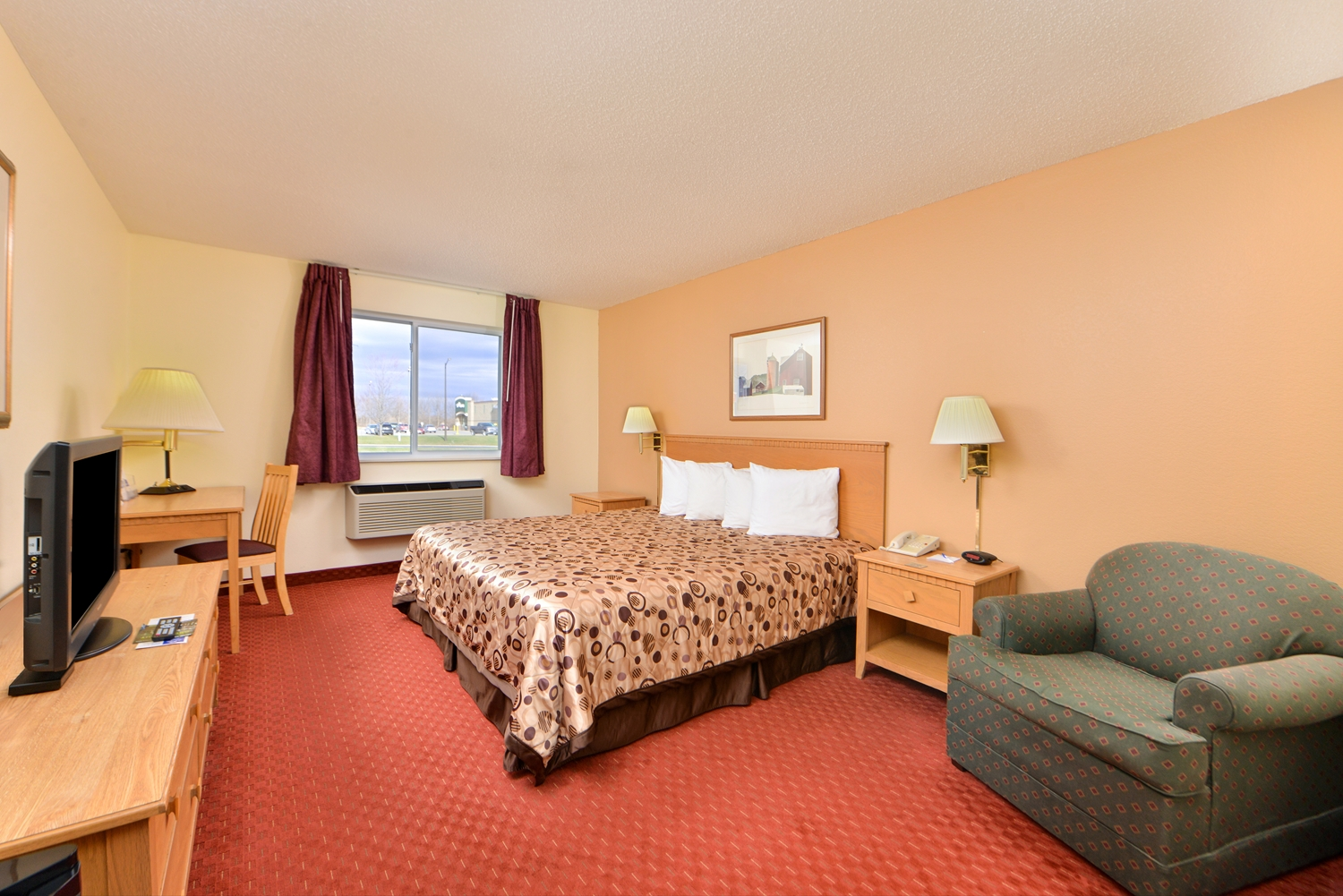 Room - Americas Best Value Inn Spring Valley