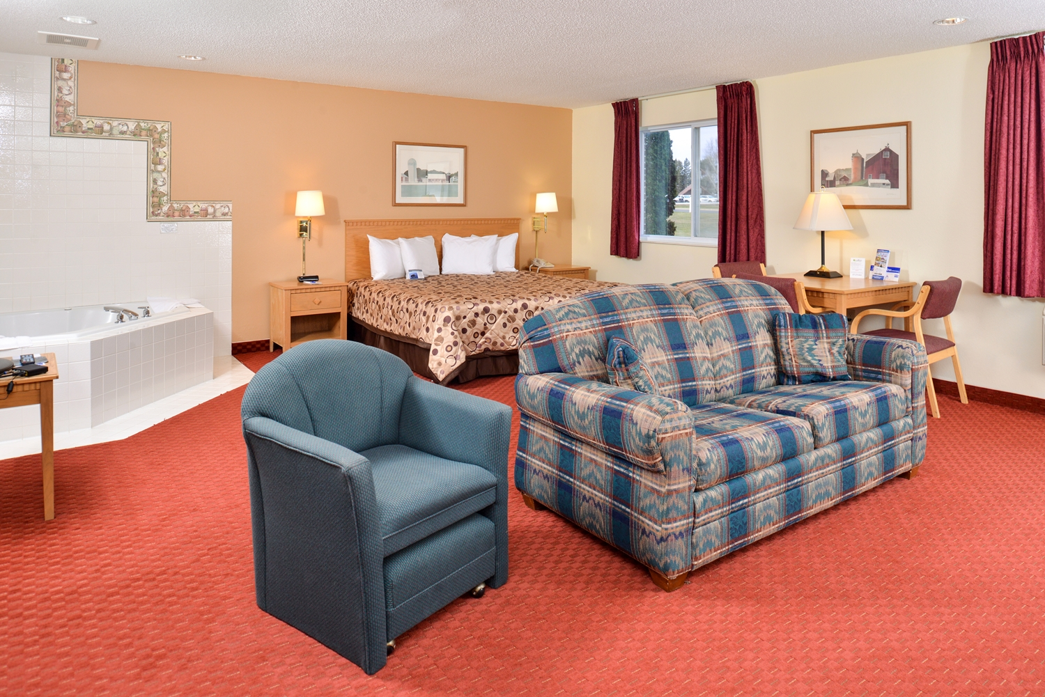 Suite - Americas Best Value Inn Spring Valley