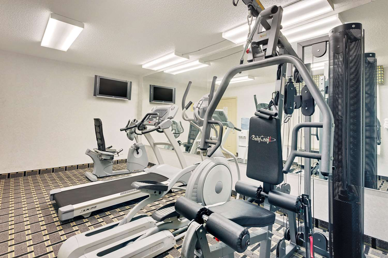 Fitness/ Exercise Room - Super 8 Hotel Cartersville