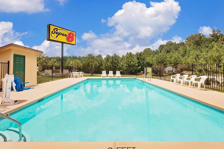 Pool - Super 8 Hotel Cartersville