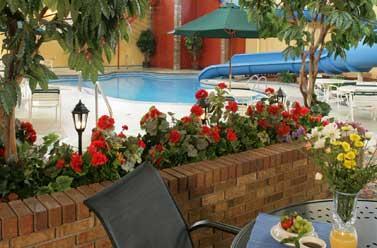 Pool - Grand Gateway Hotel Rapid City