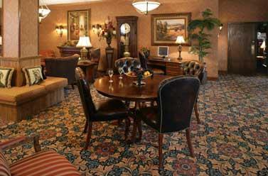 Lobby - Grand Gateway Hotel Rapid City