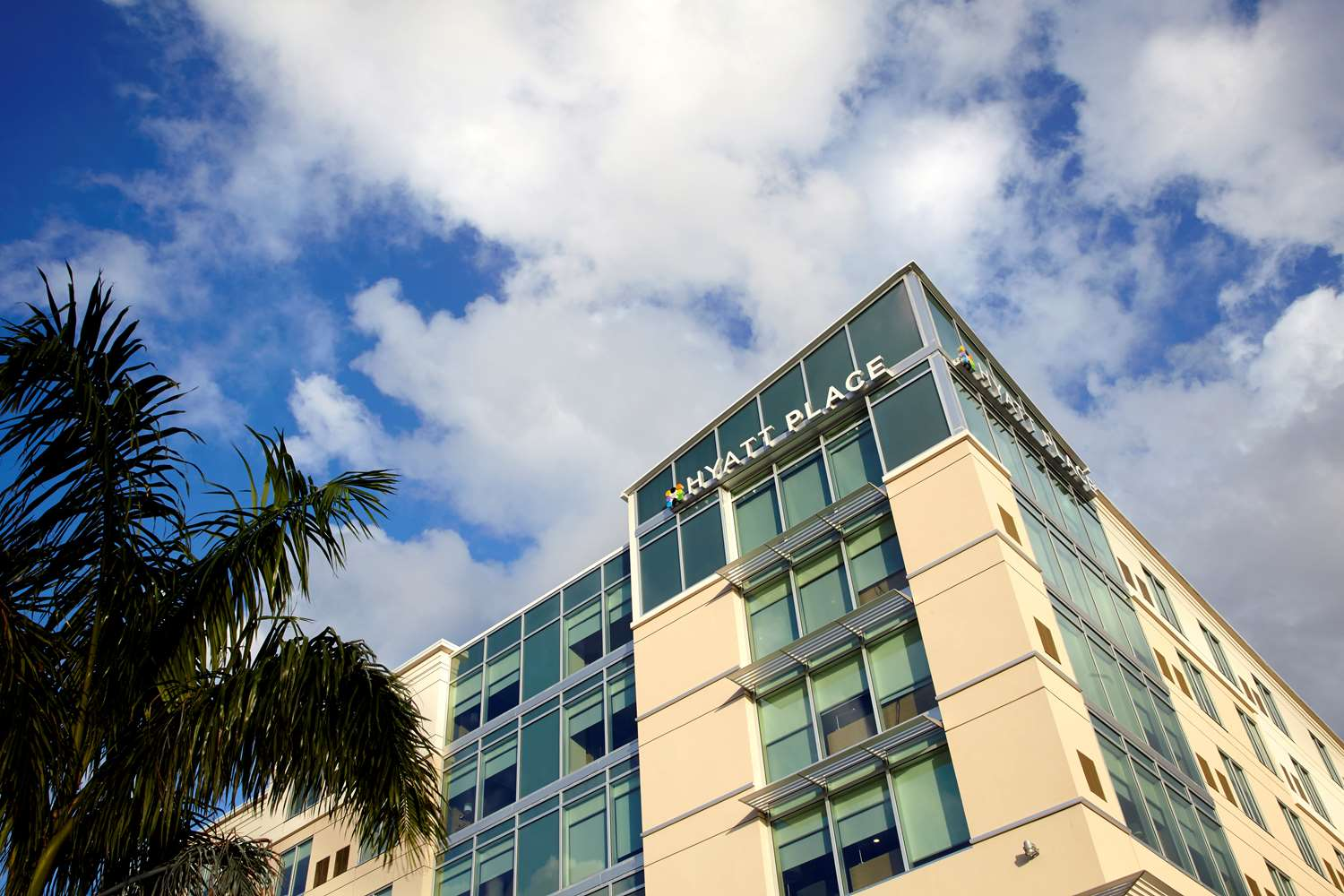 Exterior view - Hyatt Place Hotel Miami Airport East