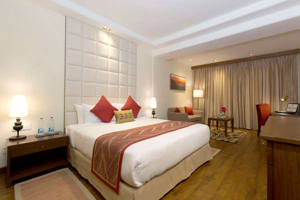 Hotel ROYAL TULIP SHIMLA - KUFRI HILLS - Luxury Room