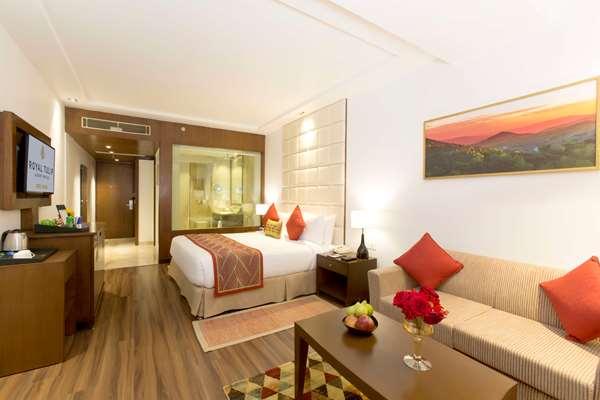 Hotel ROYAL TULIP SHIMLA - KUFRI HILLS - Premium Room