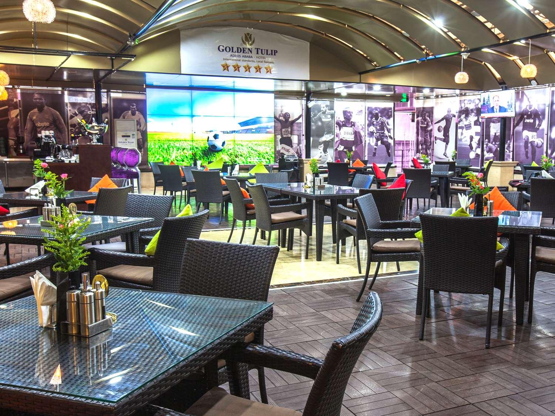 Restaurant - Hotel Golden Tulip Addis Ababa
