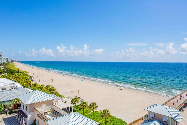Beach - Wyndham Deerfield Beach Resort