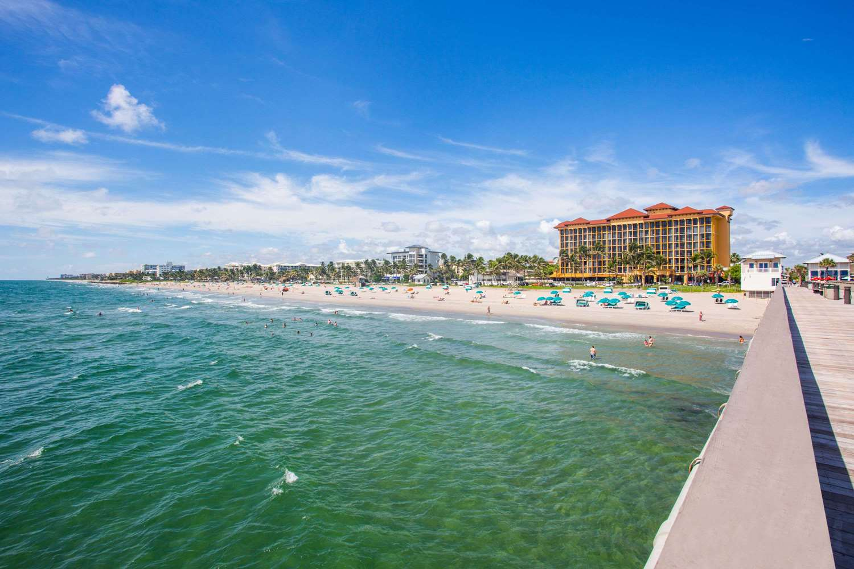 Exterior view - Wyndham Deerfield Beach Resort