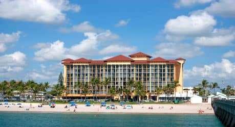 Welcome to the Wyndham Deerfield Beach Resort